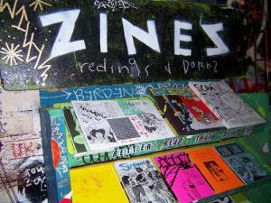 This be some 'zines.